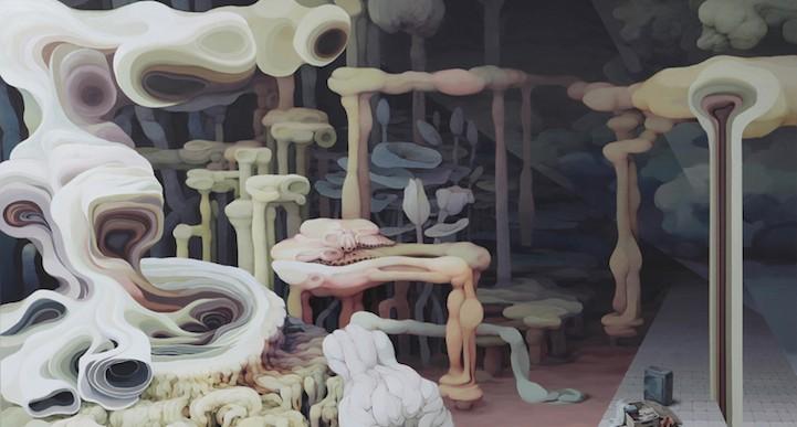 Los paisajes surreales de Jung Yeon Min