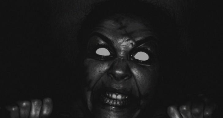 Con el terror como inspiración, este artista crea fotos inquietantes