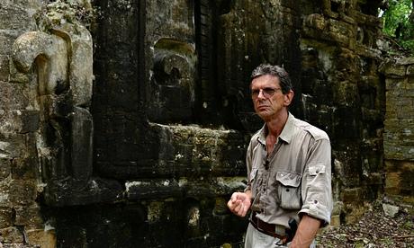 Un autentico Indiana Jones en México