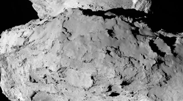 Este corto cuenta la historia de la misión de Rosetta