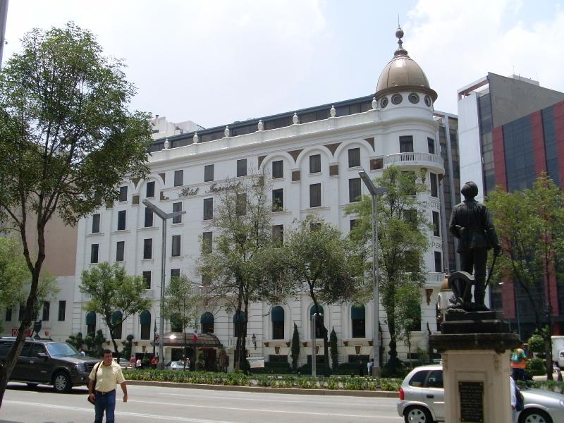 5 hoteles con el mejor rango de precio y calidad en la Ciudad de México
