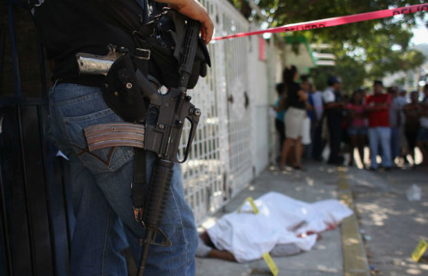 En la ciudad de México el crimen organizado no opera, sólo vacaciona