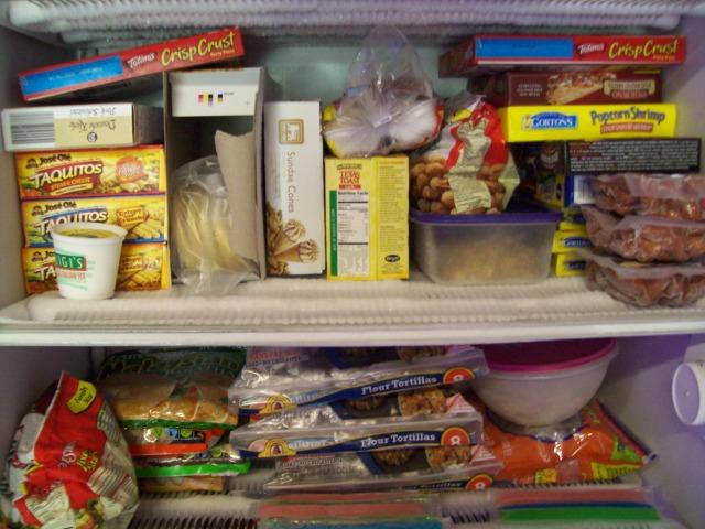 Nunca metas estos alimentos al congelador