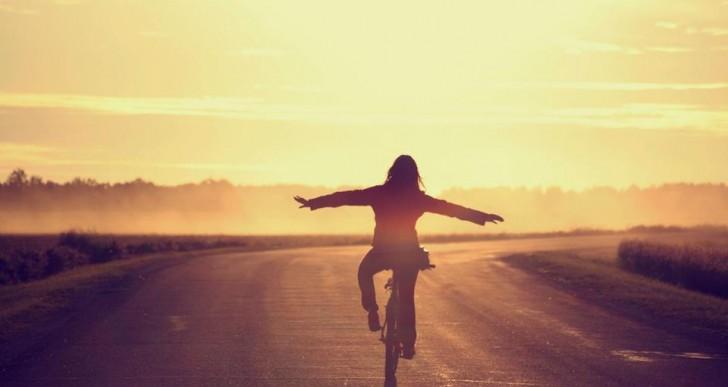 15 cosas que la gente feliz hace diferente que los demás