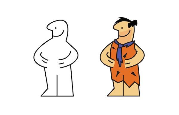 Diseñador reinventa al icónico hombre de IKEA como personajes de caricaturas