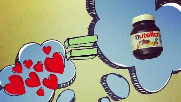 Tu amor por la Nutella será nivel principiante después de ver a este chico