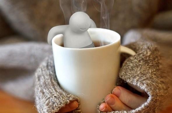 Si vas a tomar té, hazlo con estilo