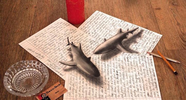Estas son las increíbles ilustraciones en 3D de Ramon Bruin