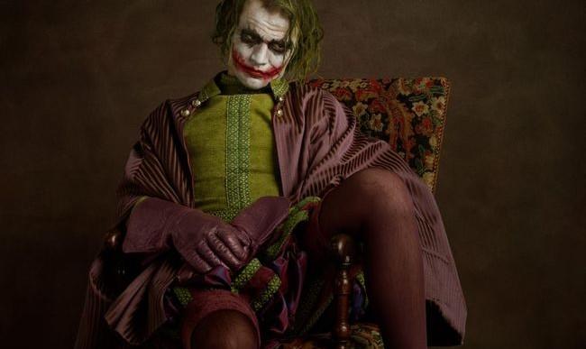 Fotógrafo imagina cómo serían los superhéroes en versión renacentista