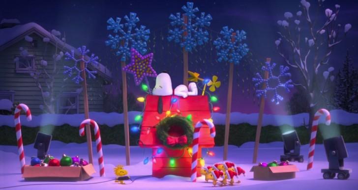 Charlie Brown y Snoopy adelantan la navidad en el tráiler de 'Peanuts'