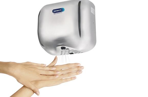 Conoce el peligro que se oculta tras los secadores eléctricos de manos