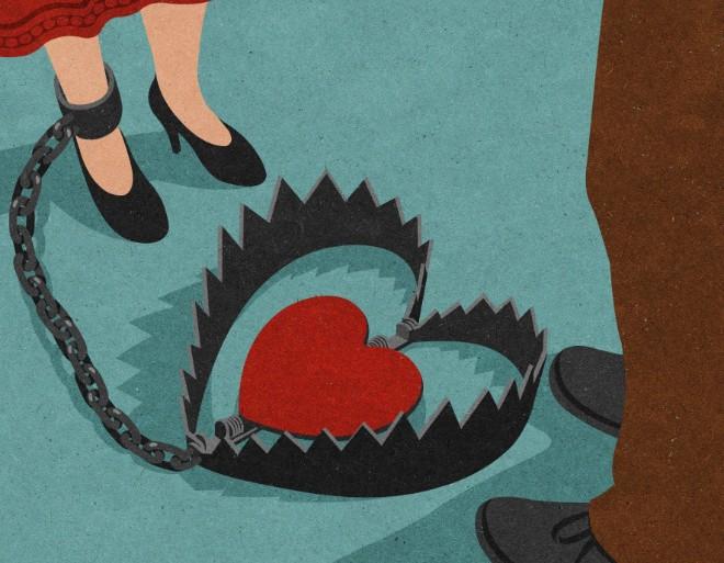 Las poderosas y satíricas ilustraciones de John Holcroft