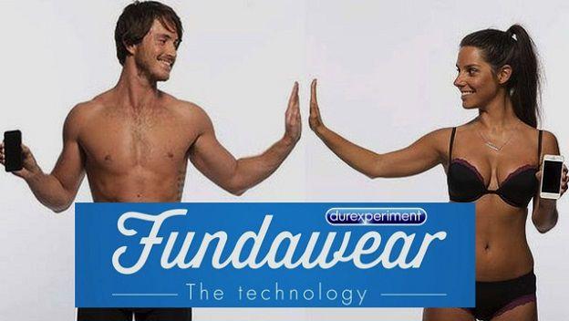 Conoce Fundawear, algo que disfrutarán las parejas de larga distancia