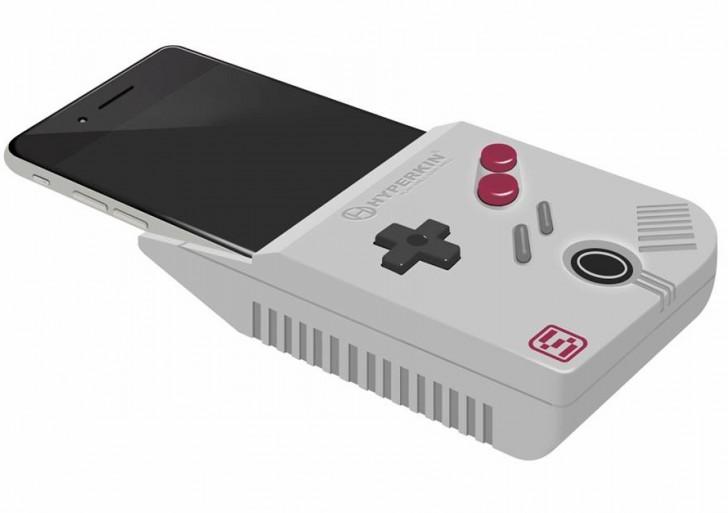 Este dispositivo te dejará jugar juegos de Game Boy en tu iPhone