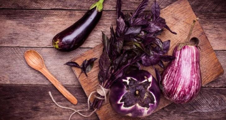 ¿Quieres controlar el colesterol? Apuesta por los alimentos color púrpura