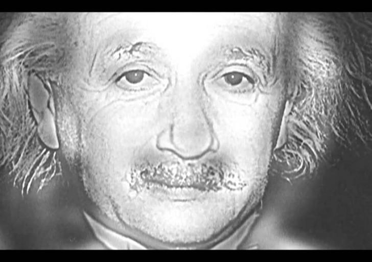 En esta foto ¿ves a Marilyn Monroe o a Einstein?