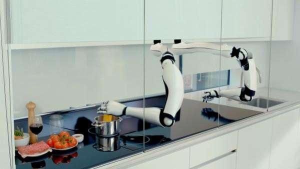 Estos brazos robóticos algún día te prepararán el almuerzo