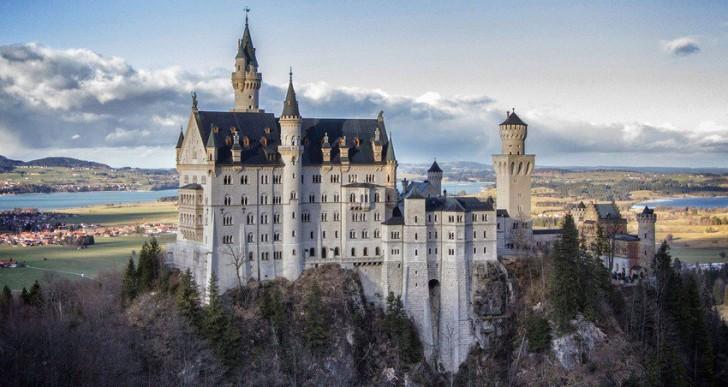 Conocé los lugares reales que inspiraron los esenarios de Disney