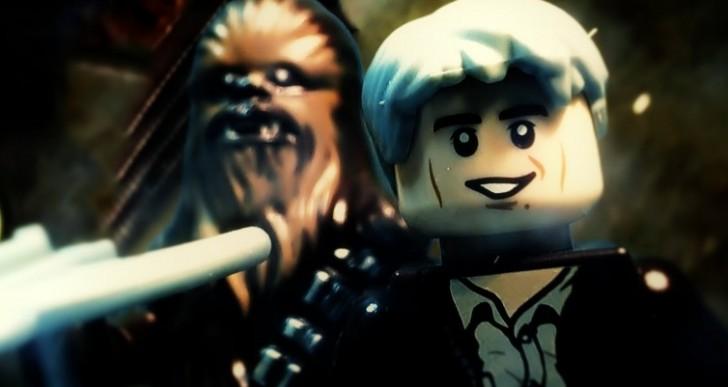 Star Wars y Batman vs Superman reciben tratamiento de Lego