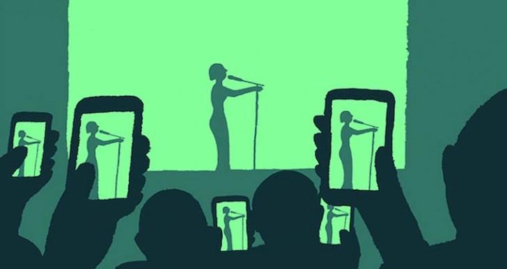 La ironía de la vida humana ilustrada en 19 cómicas imágenes