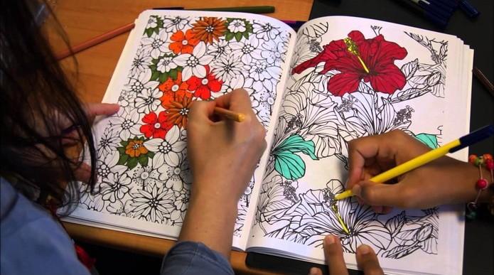 10 sitios en los que podrás pintar y colorear en línea