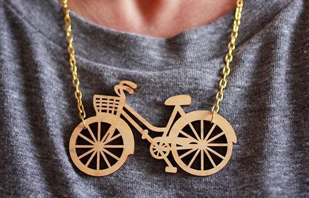 26 accesorios creativos para los amantes de las bicicletas