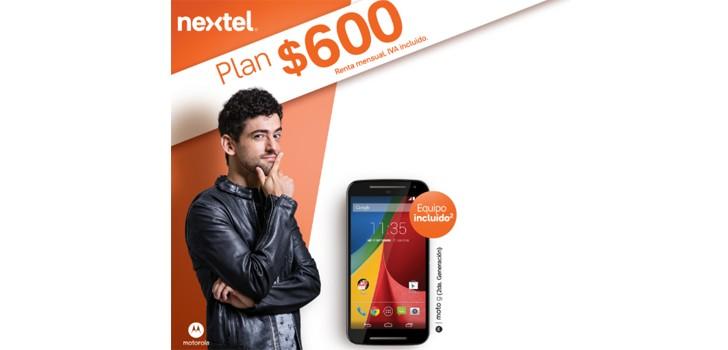 Con Nextel ahora puedes compartir tus MB y tiempo aire