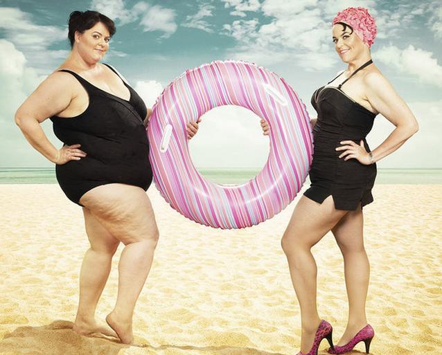 Mujer pierde 68 kg y hace la mejor serie de «antes y después» que hayas visto
