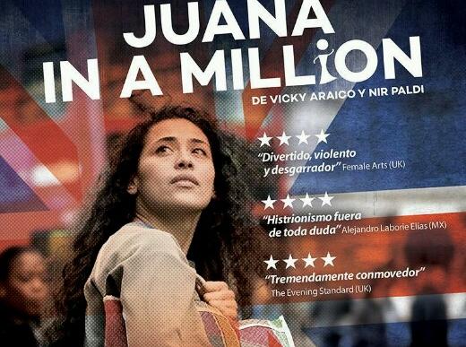 Te invitamos a ver la obra «Juana in a Million»