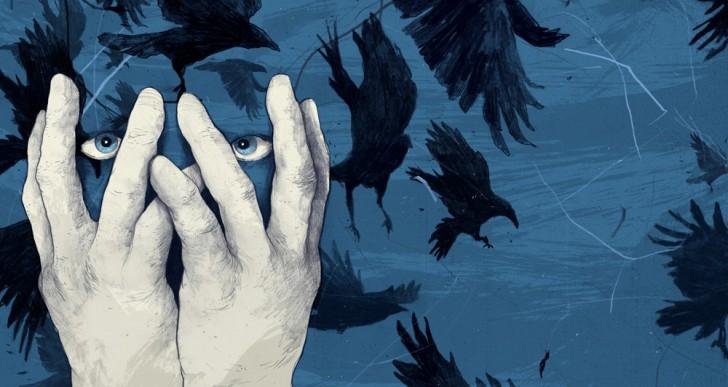 Mira las ilustraciones surreales de Simon Prades