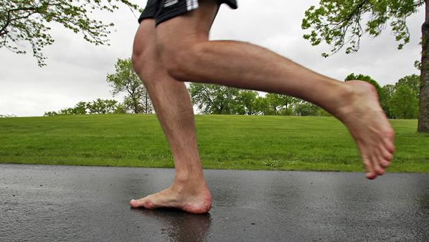 Estos ejercicios deberías hacerlos descalzo