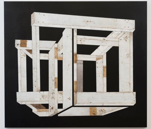 El arte de Michael Zelehoski que aplana la realidad