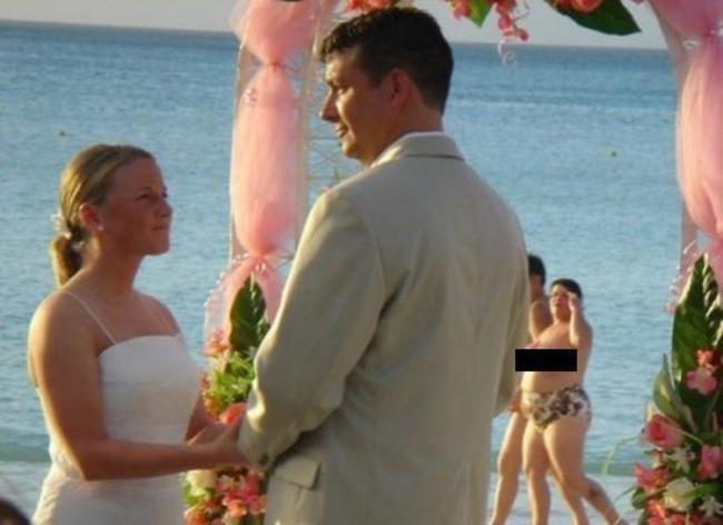 11 fotos de bodas tomadas en momentos inoportunos
