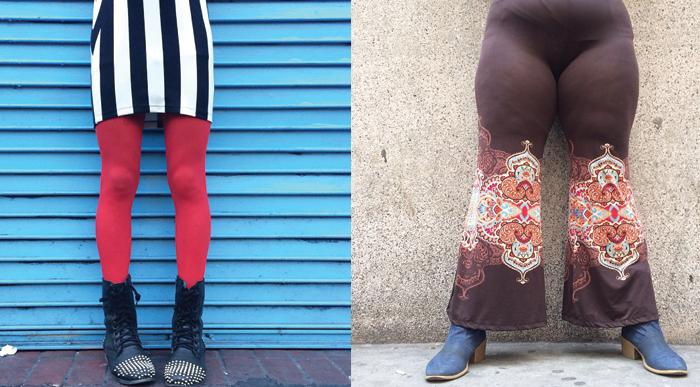 Este proyecto en Instagram celebra la diversidad de las piernas de las mujeres