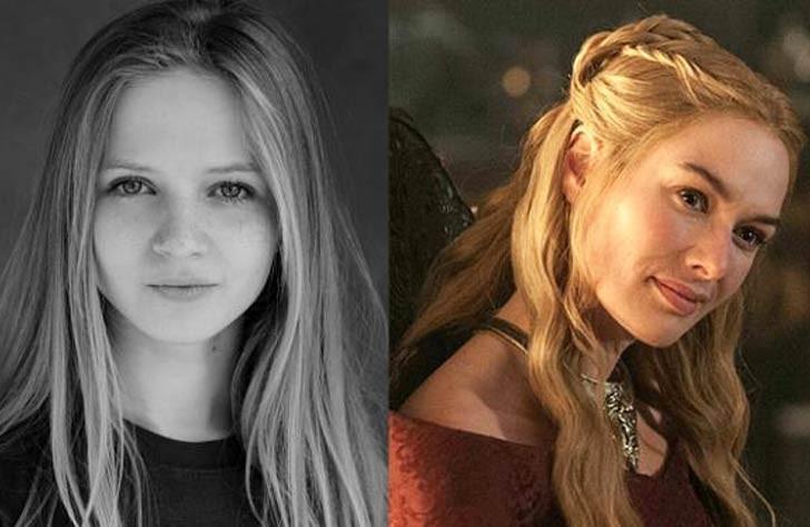 Así se veían en su infancia los actores de Game of Thrones