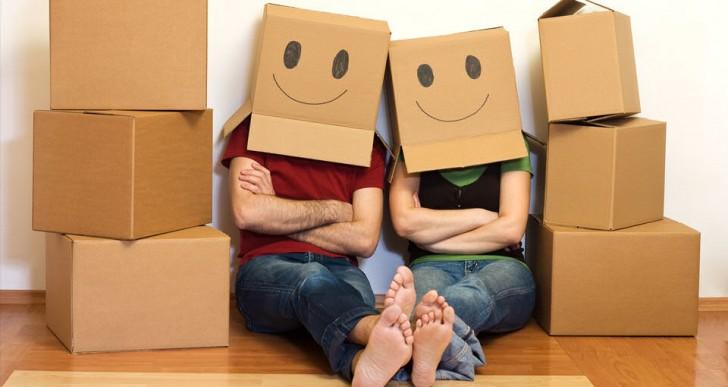 8 trucos para evitar el estrés a la hora de mudarte