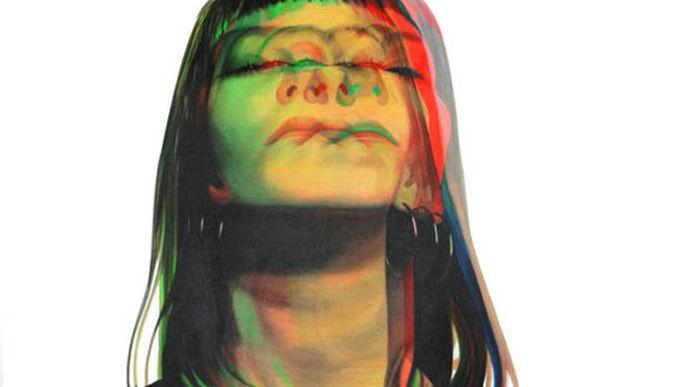 Las pinturas psicodélicas de Alex Kiessling