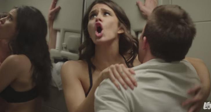 Cómo tener sexo en un avión sin que nadie se entere
