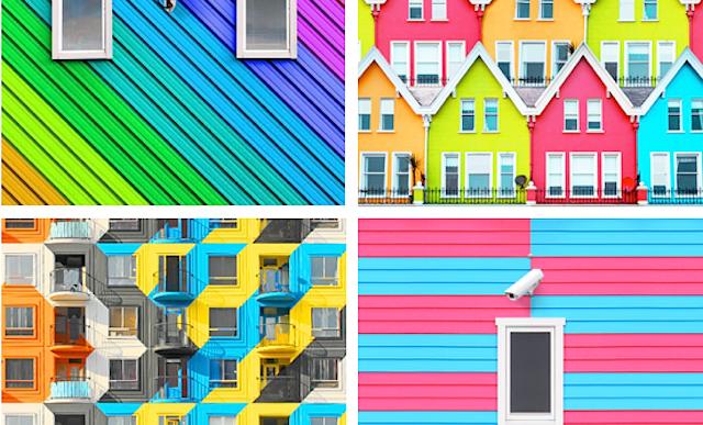 Este Instagram resalta arquitectura calidoscópica