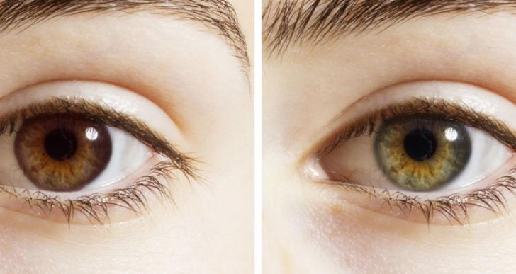 Lo que el color de tus ojos dice sobre tu salud