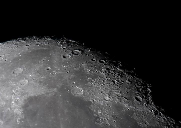 La NASA quiere volver un cráter en la Luna en un lugar habitable