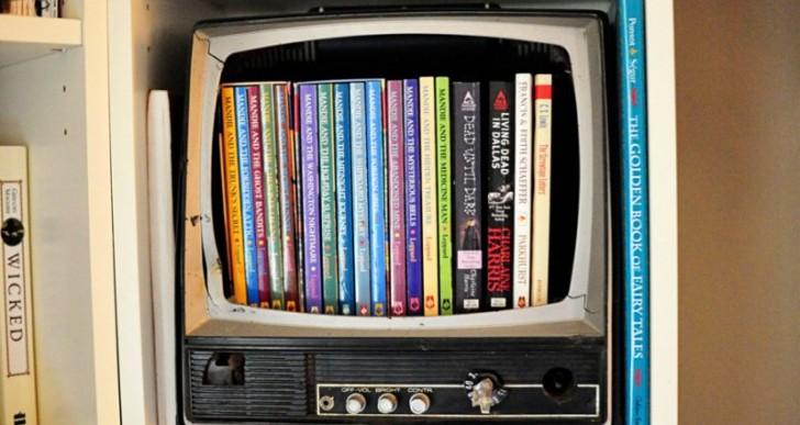 24 ideas de organización para fascinar a todo amante de los libros