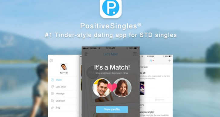 Positive Singles: Un 'Tinder' para personas con enfermedades sexuales