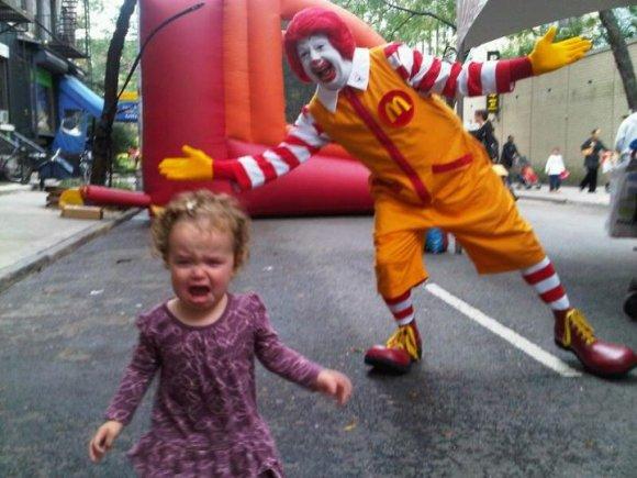 13 fotos que muestran justo el momento que nacieron estas fobias