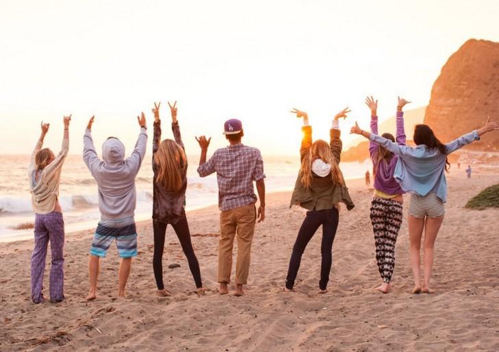 La cantidad de amigos entre tus 20 y 30 años podría determinar tu salud en el futuro