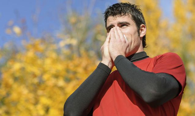 Gripa y ejercicio, ¿se puede?