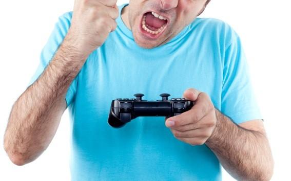 Compilación de gamers que no saben perder