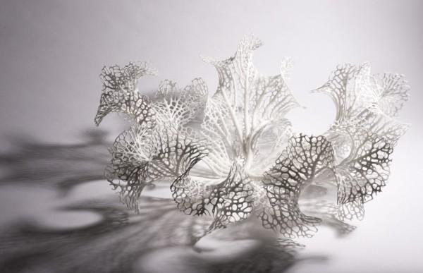 Floraform: joyería inspirada en la ciencia y la naturaleza
