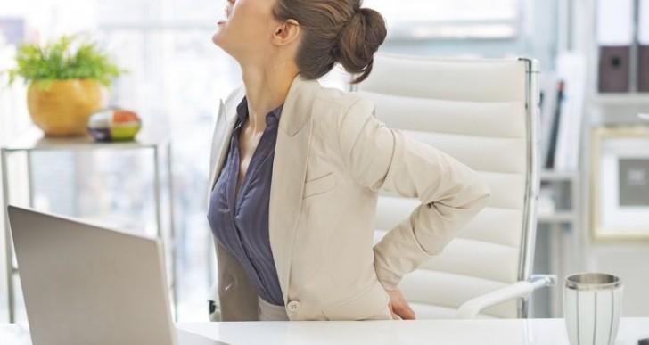 6 posiciones de yoga para quienes trabajan todo el día sentados
