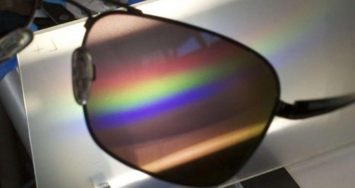 Lentes que permiten que los daltónicos distingan bien entre colores
